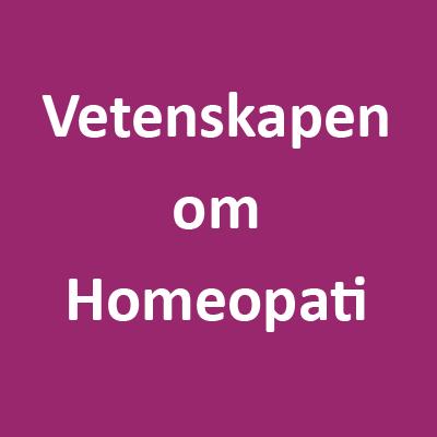 www.vetenskapenomhomeopati.se